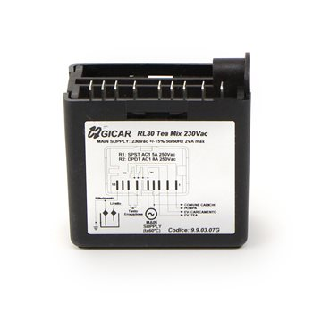 La Pavoni Bar/Hotel Fill Board Gicar 9.9.03.07G - 438234  - Click to view a larger image