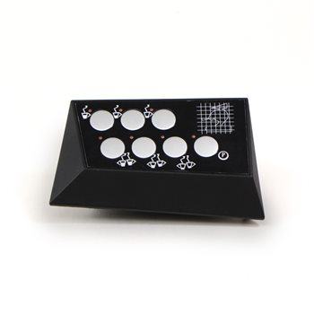 Astoria Sebilia Touch Pad 7 Button - 18371055  - Click to view a larger image