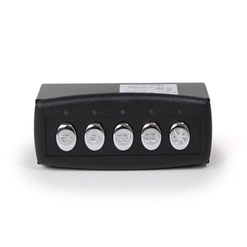 Expobar Elegance 5 Button Keypad (New Style) 115v - 60100404  - Click to view a larger image