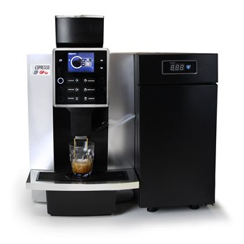 The Espresso Shop K90 Bean To Cup Coffee Machine With Milk Fridge (UK 240V)  - Click to view a larger image