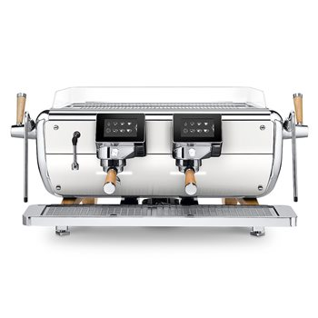 Astoria Storm SAEP Auto Raised 2Gp Multi Boiler TS (White & Chrome)  - Click to view a larger image