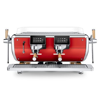 Astoria Storm SAEP Auto Raised 2Gp Multi Boiler TS (Red & Chrome)  - Click to view a larger image