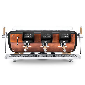 Astoria Storm SAEP Auto Raised 3Gp Multi Boiler TS (Black & Copper)  - Click to view a larger image