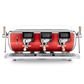 Astoria Storm SAEP Auto Raised 3Gp Multi Boiler TS (Red & Chrome)  - Click to view a larger image