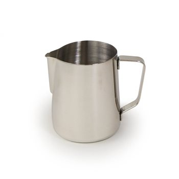 Yagua 0.6ltr Lined Stainless Steel Milk Frothing Jug   - Click to view a larger image
