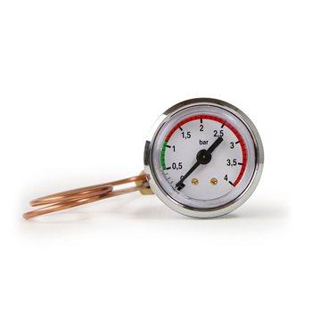 Isomac//Vibiemme Coffee Machine Boiler Pressure Gauge ø 41 Mm 0÷2.5 Bar