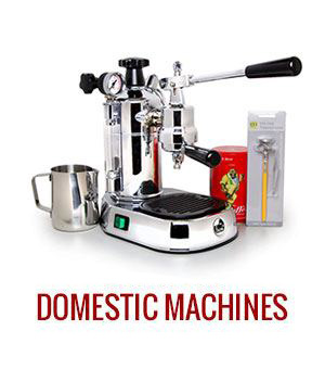 Domestic Coffee Machines