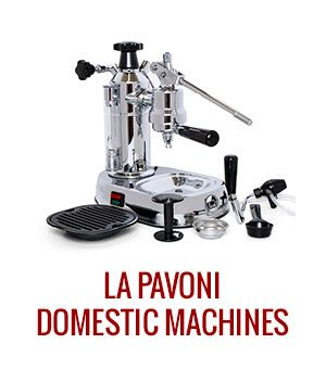 La Pavoni Domestic Machines